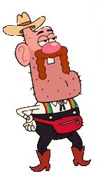 Uncle Grandpa Cowboy