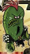 Radioactive Pickle Bandit Leader
