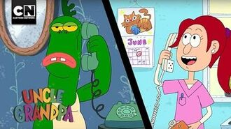 Uncle Grandpa Uncle Grandpa Goes to the Doctor! Cartoon Network
