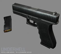 Render glock