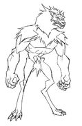 Lycan form