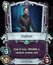 Card game Fabian