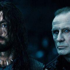 Viktor with Lucian.