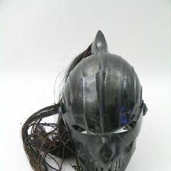 The helmet of the Death Dealers.