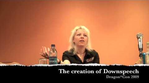 Stacia Kane UNHOLY GHOSTS--Downspeech Q&A Dragoncon 2009