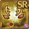 Gear-Reindeer Mask Icon