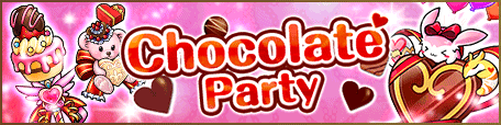 Event-Chocolate Party