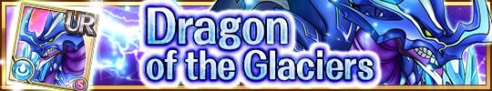 Event- Dragon of the Glaciers