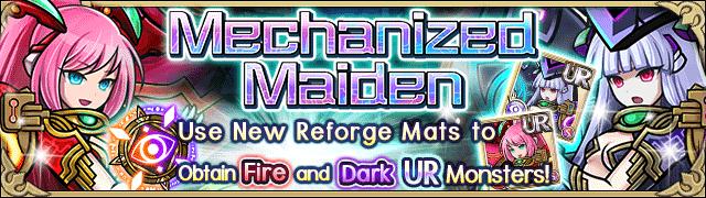 Event- Mechanized Maiden