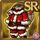 Gear-Red Santa Costume Icon