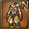 Gear-Leather Armor (F) Icon