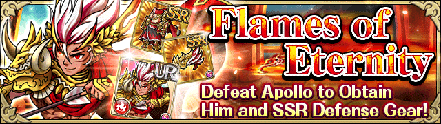 Flames of Eternity Event