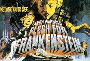 Fleshforfrankensteinposter