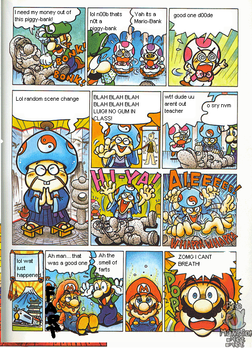 Super Mario Adventures Unmariowiki Fandom Powered By Wikia