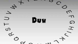 D for Duh