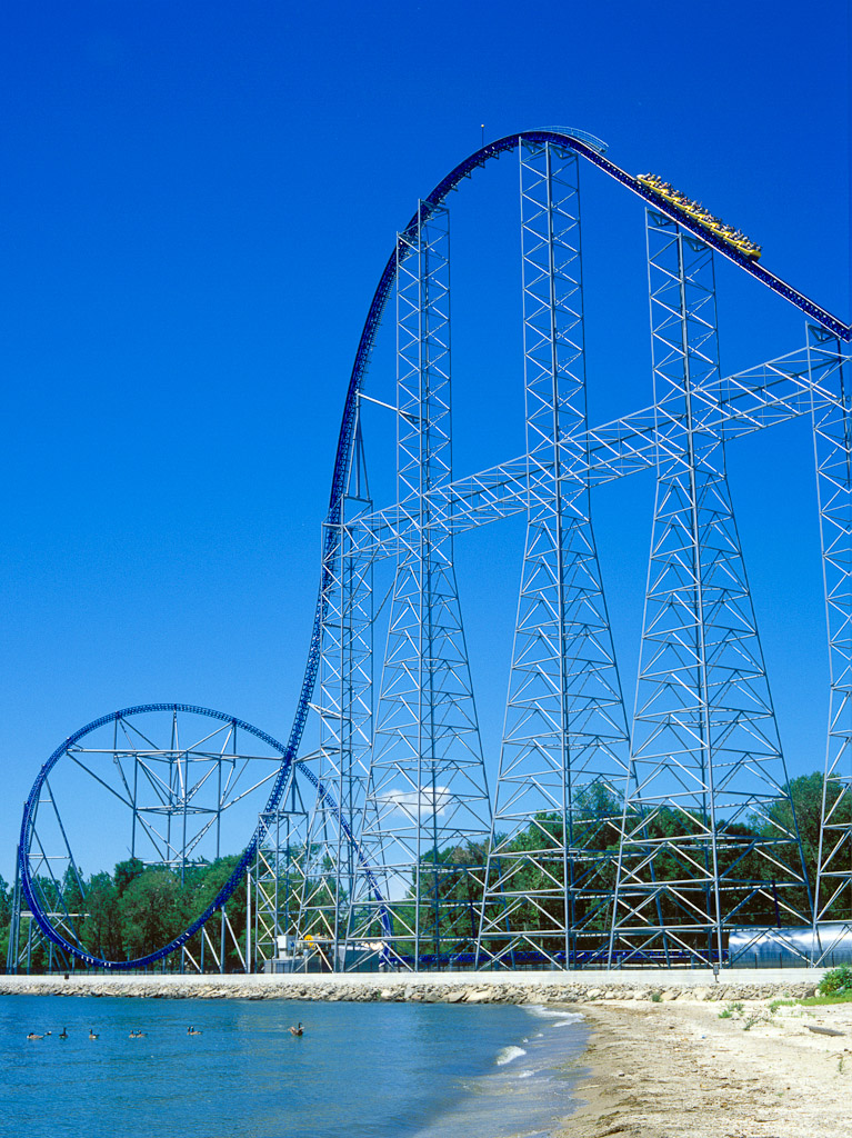 How Many Miles Per Hour >> Millennium Force   The Unofficial Cedar Point Wiki   FANDOM powered by Wikia