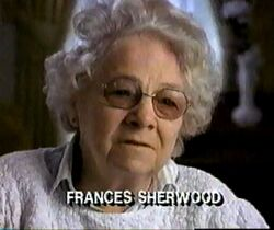 Frances sherwood