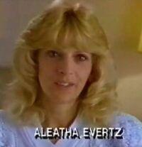 Aleatha evertz
