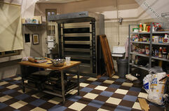 Backstube Küche