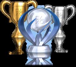 PS4 Trophies
