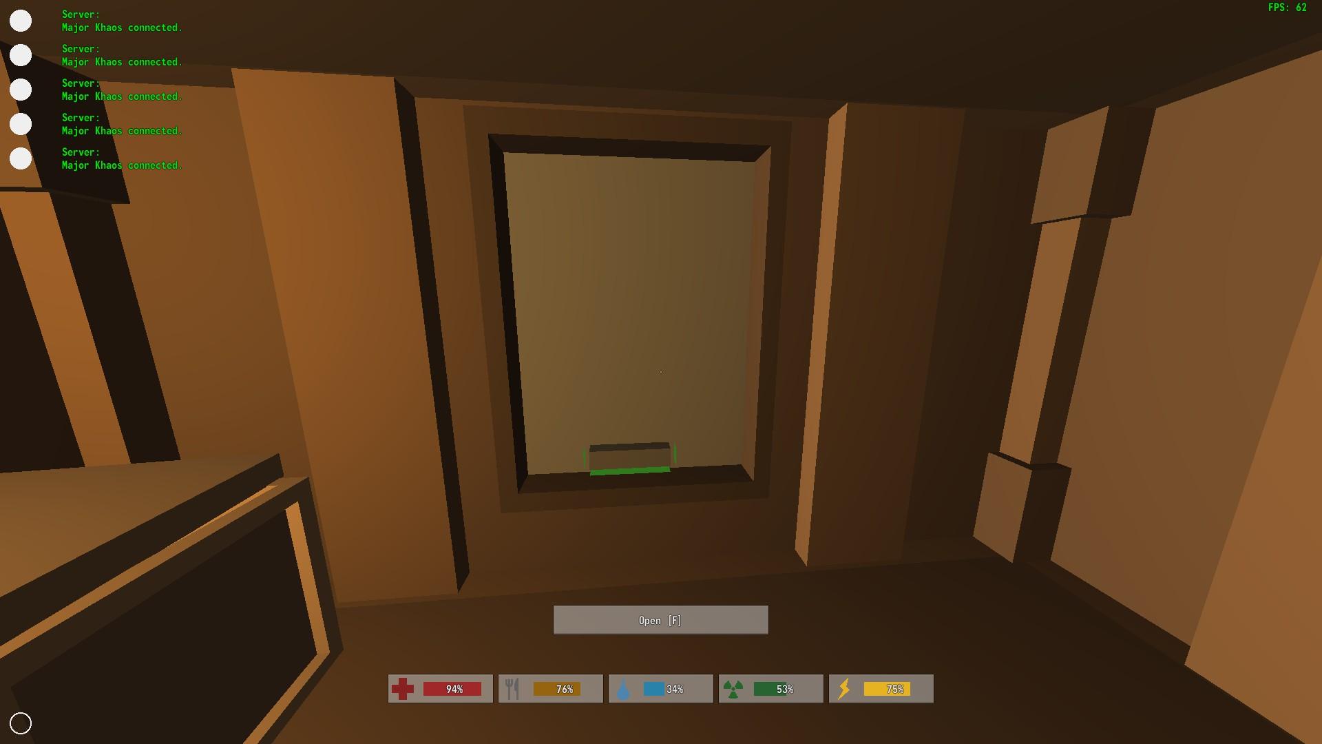 Как сделать дверь в unturned железную