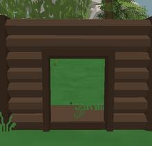 Pine doorway unturned bunker wiki for Door unturned
