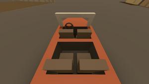 Runabout-Interior