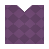 Sweatervest Purple 219
