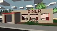 Diner front