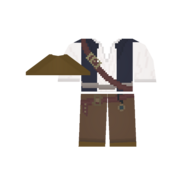 Swashbuckler-Outfit