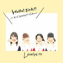 Lovelys!!!!-Hello!girls!!-cover