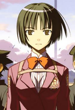 Karin in color