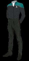 Uniform Officer Blue