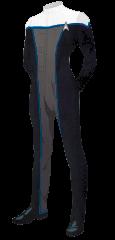 Uniform Flightsuit Blue
