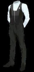 Uniform Vest Admiral Black