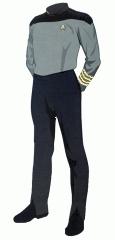 Uniform duty gold cadet1