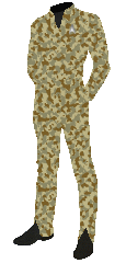 Uniform Camo Desert