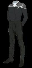 Uniform Cadet White