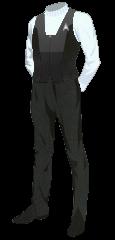 Uniform Vest CO Black