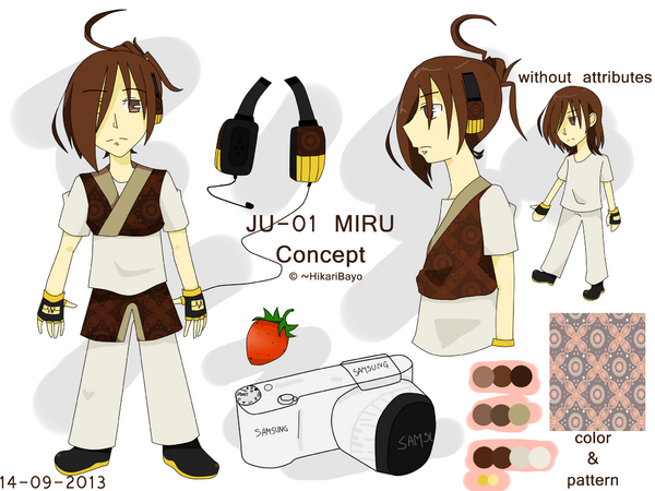 JU-01 MIRU Concept
