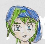 Daisuke portrait