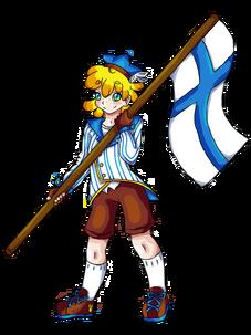 Tokane Aki new Suomi