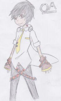 Makoto fanart