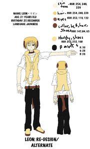 Leon Re-design 2