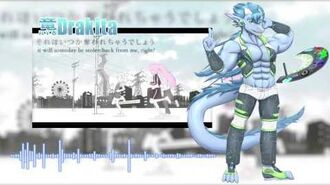 【FURloid竜Drakita Ver3】Track【+VB】