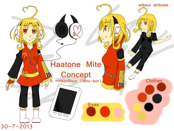 Haatone Mite Concept