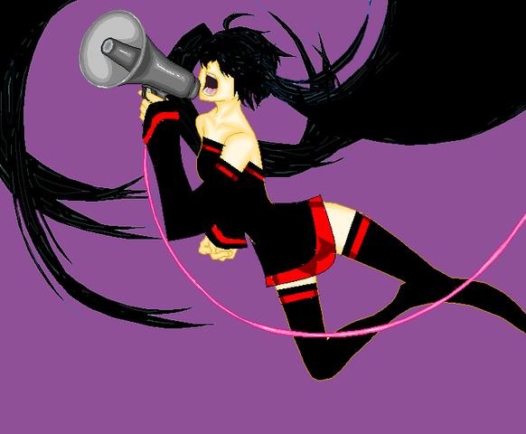 File:SCREAM Hatsune Miku Base by Belldandy911.png