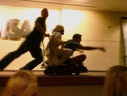 Greek Week Lip Sync 2008 Lambda Chi - Aladdin