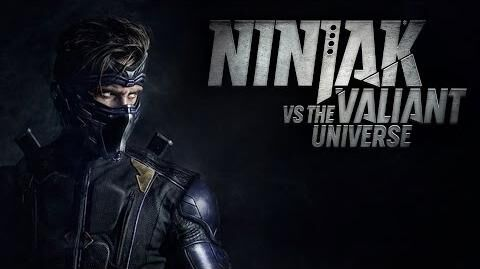 Ninjak Vs The Valiant Universe - Teaser Trailer