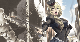 VC3 Exceptional Woman
